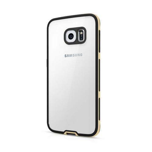 Original ITSKINS Case Venum Reloaded Galaxy S7 Clear / Gold-Black Retail