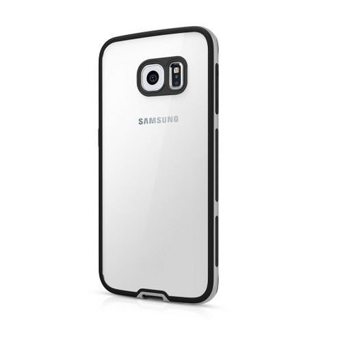 Original ITSKINS Case Venum Reloaded Galaxy S7 Clear / Silver-Black Retail