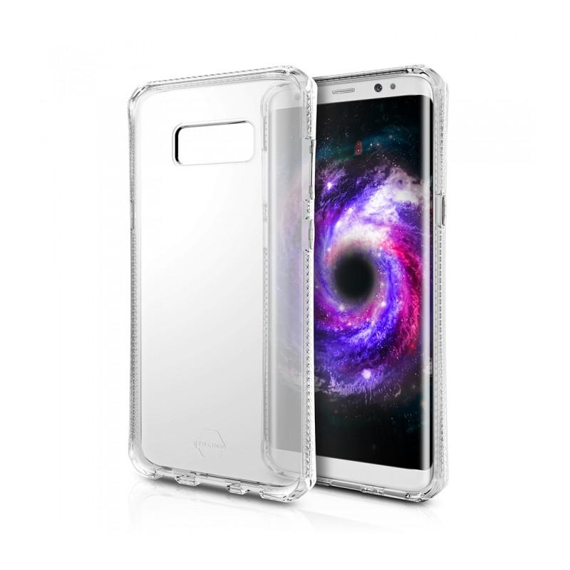 Original ITSKINS Case Spectrum Galaxy S8 Transparent Retail