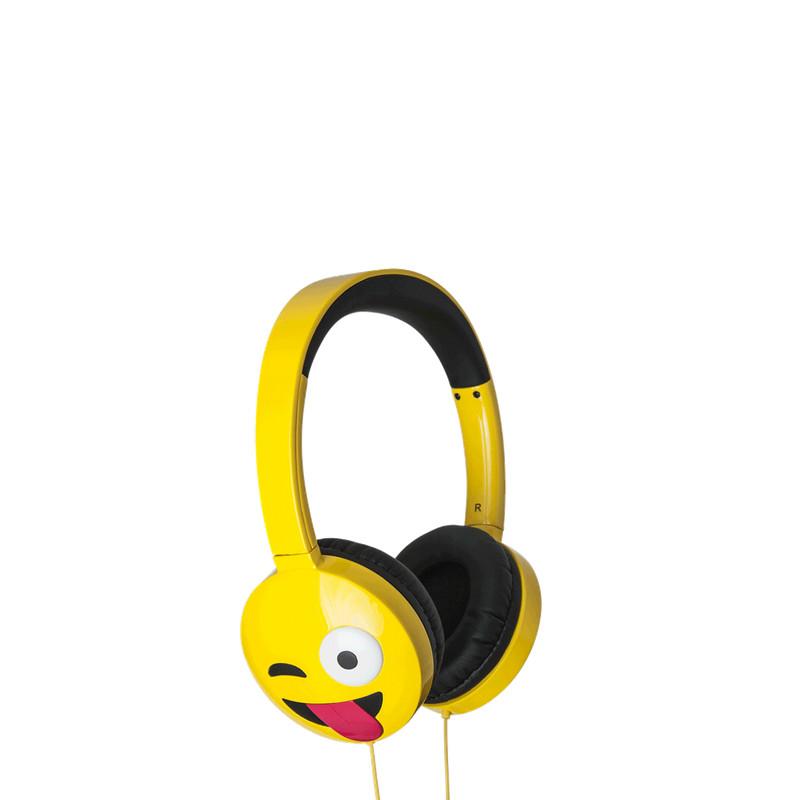 original-jamoji-just-kidding-on-ear-headphones-pack-of-4