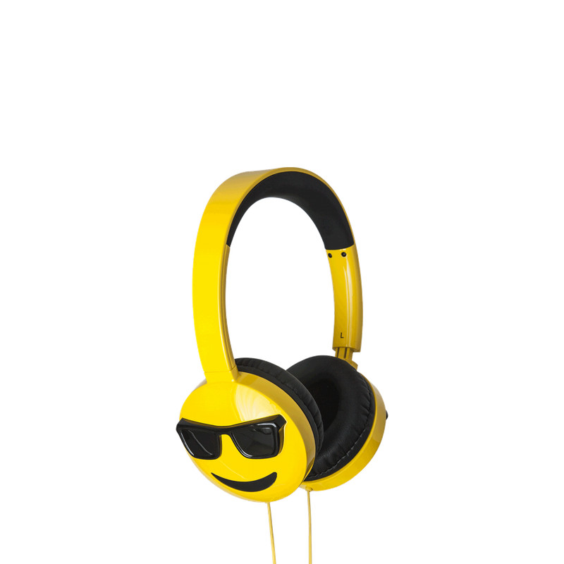 Original JAMOJI Too Cool On-Ear Headphones Pack of 4