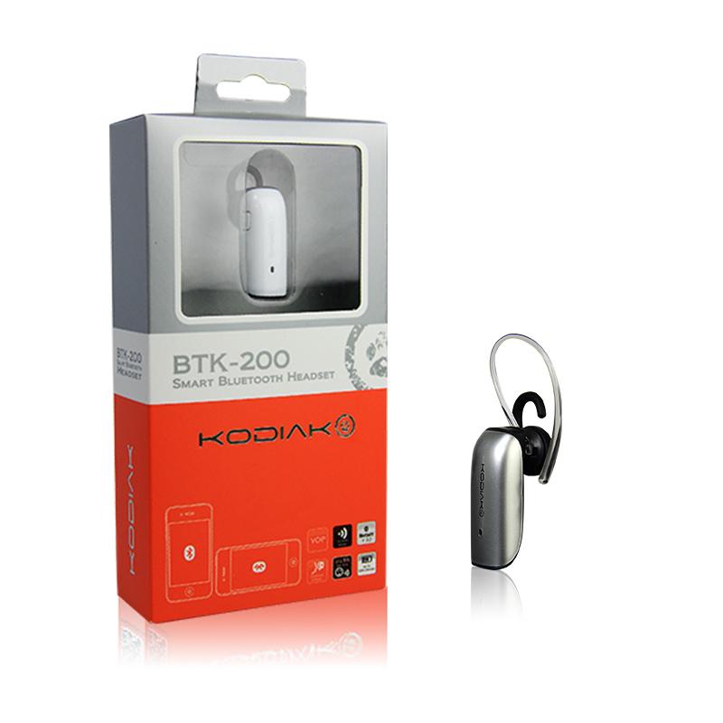 Original Kodiak Bluetooth V3.0 BTK-200 Mono Silver Retail