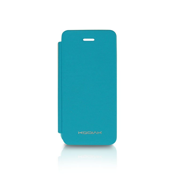 Original Kodiak Flip Case Iphone 5 Classic ID Sky Blue Retail