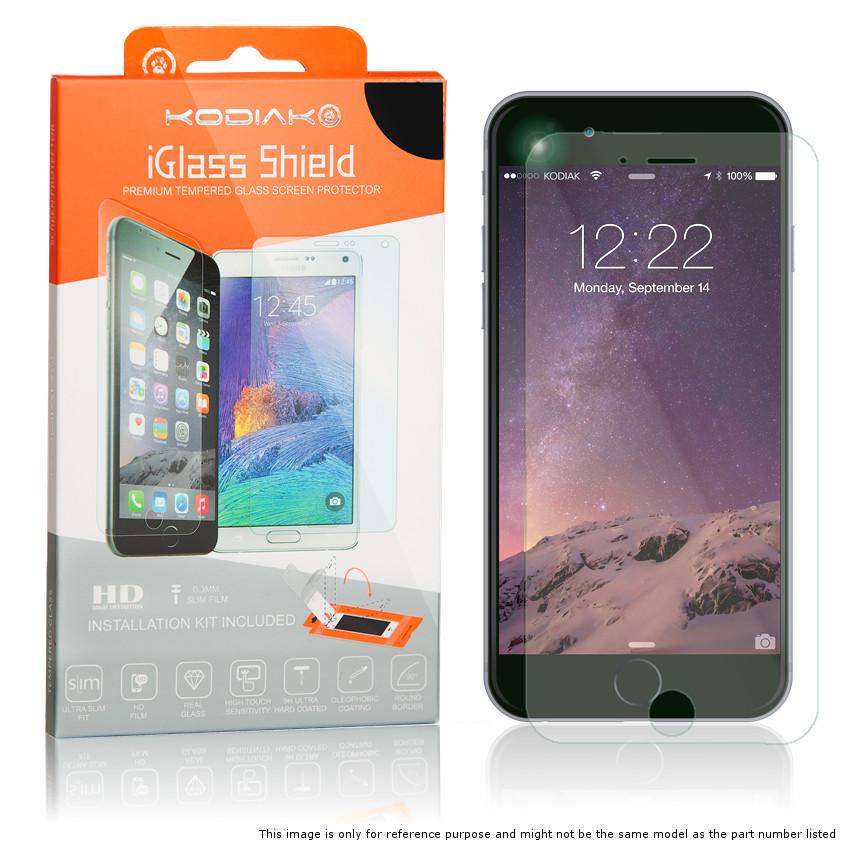 Original Kodiak Screen Protector LG G4  iGlass Shield  HD / Applicator included Retail