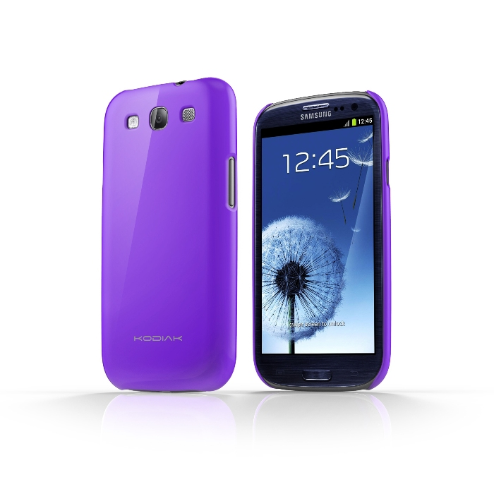 original-kodiak-skinny-case-samsung-galaxy-s3-gloss-violet-with-anti-fingerprint-protector-in-retail
