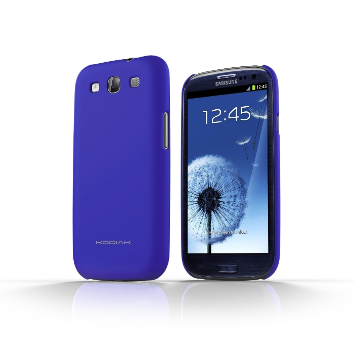 original-kodiak-skinny-case-samsung-galaxy-s3-matte-indigo-blue-with-anti-fingerprint-protector-in-retail