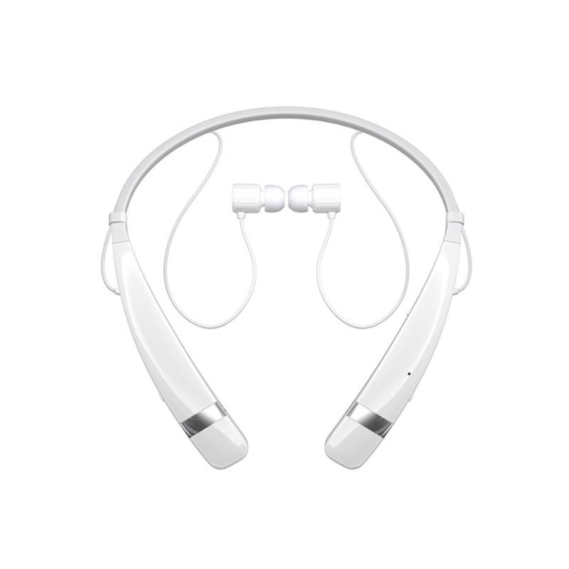 Original LG Bluetooth Headset HBS-760 TONE PRO Stereo White Retail