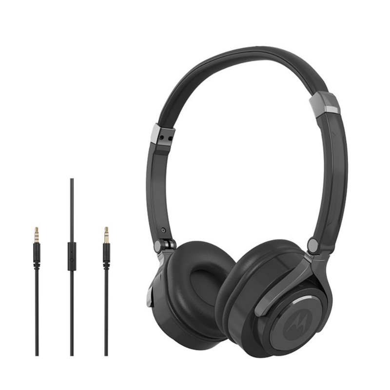 original-motorola-hands-free-35mm-wired-headphones-pulse-2-premium-stereo-wremote-and-mic-black-retail