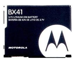 Original Motorola Battery BX-41 V8 / V9