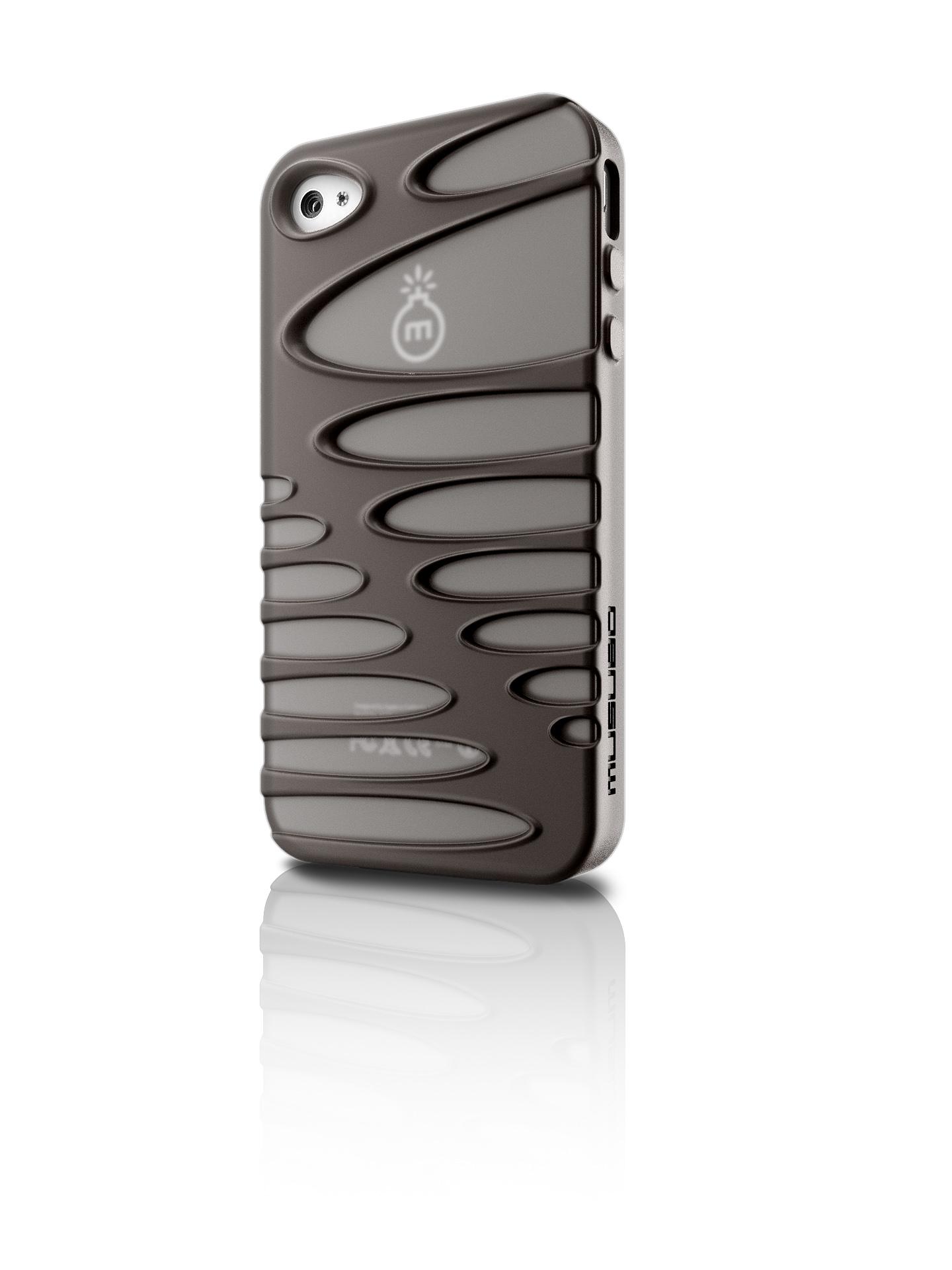 Original Musubo Case Sexy  Iphone 4S/4G Black Retail