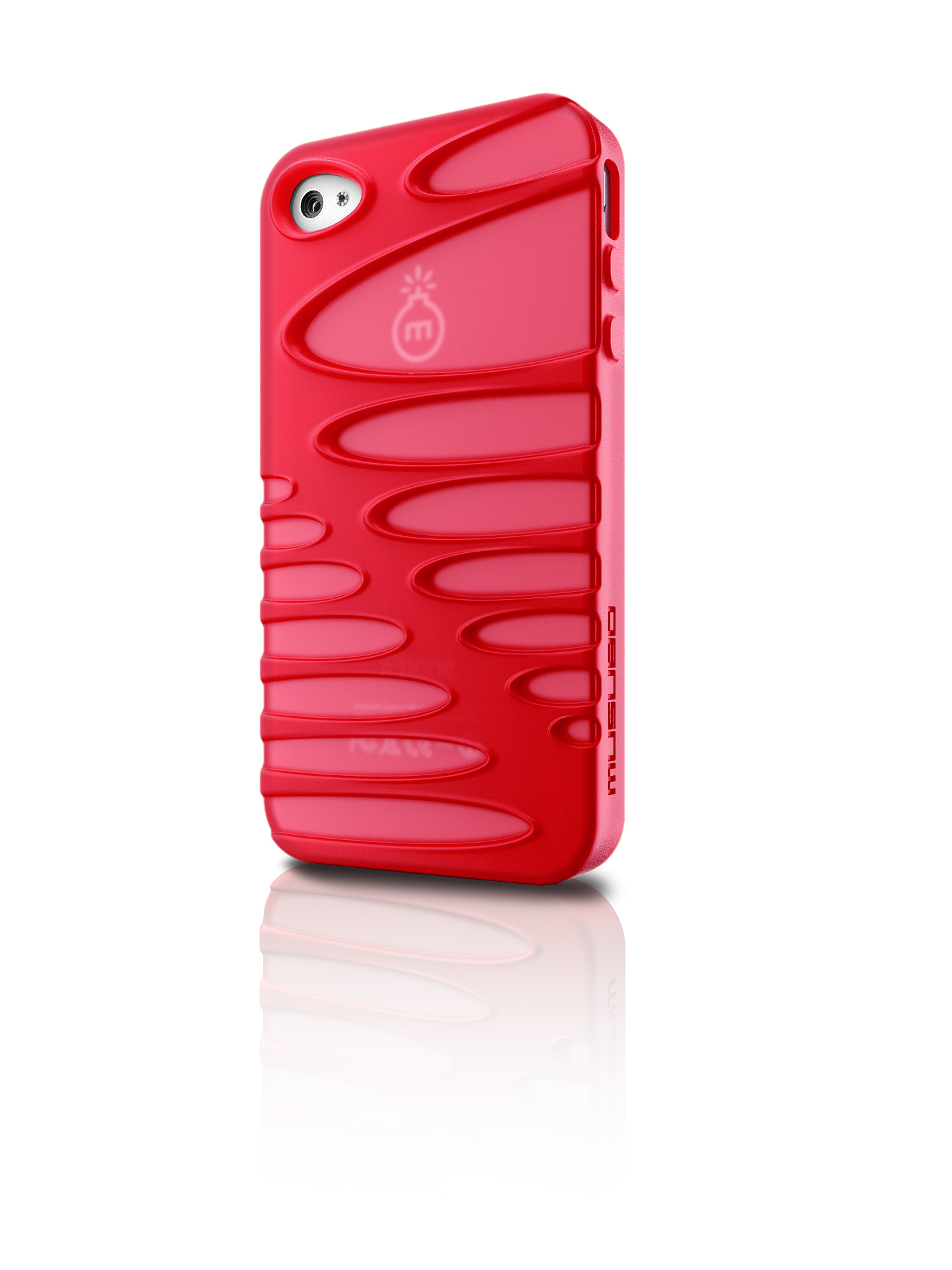 Original Musubo Case Sexy  Iphone 4S/4G Red Retail