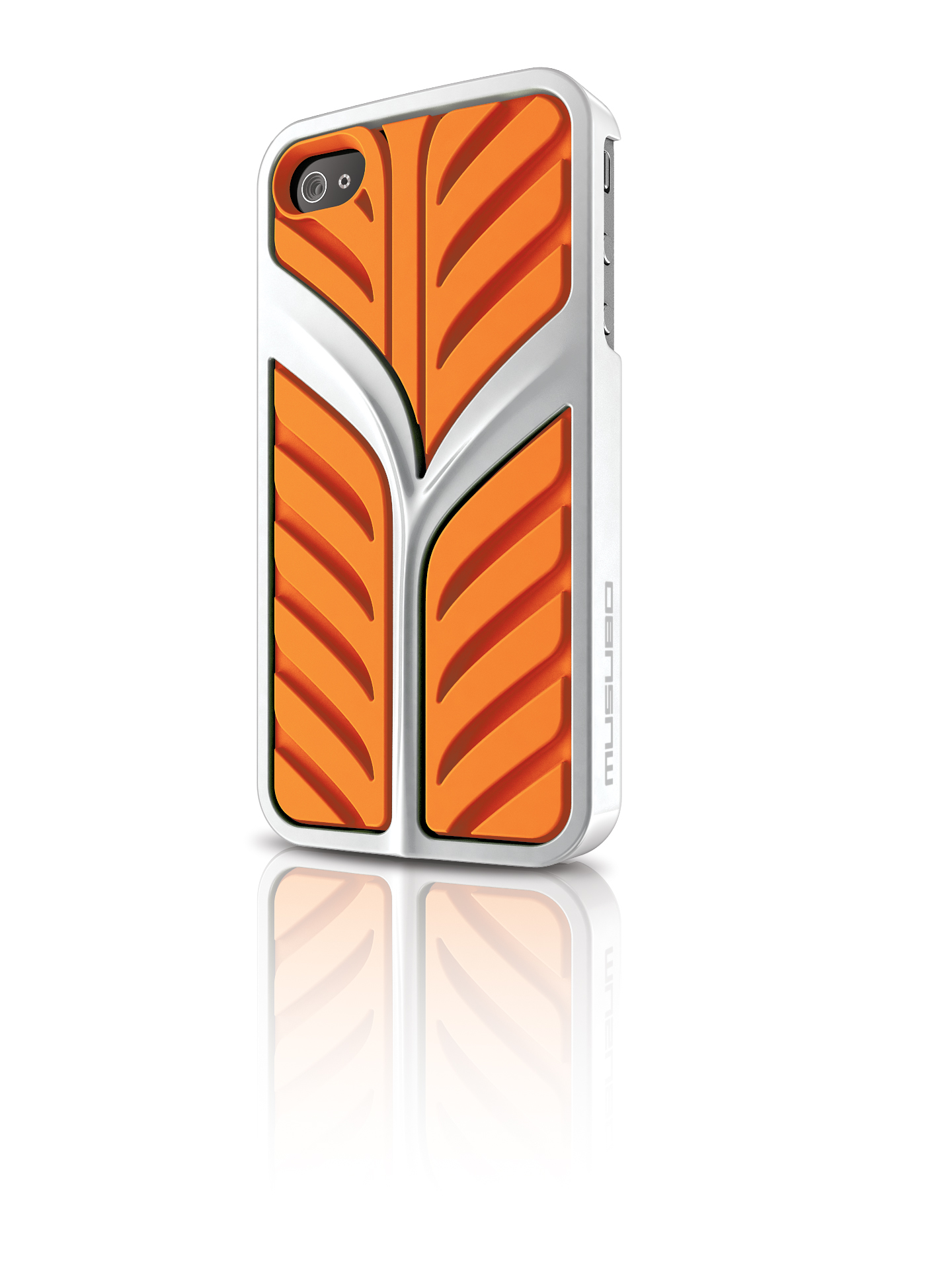 Original Musubo Case Eden  Iphone 4S/4G Orange Retail