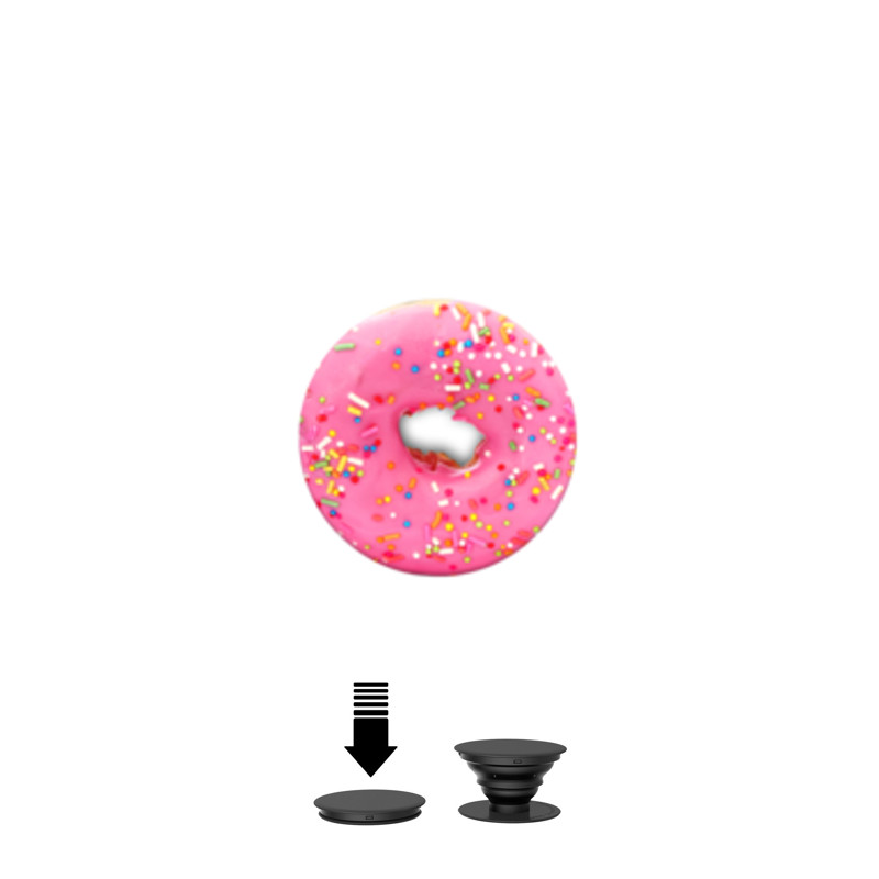 original-popsockets-pink-donut