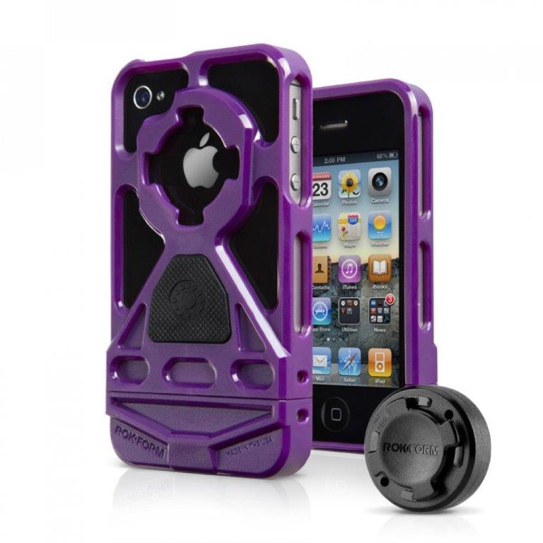 Original RokBed V.3 Case Kit  Iphone 4S/4G Purple Retail