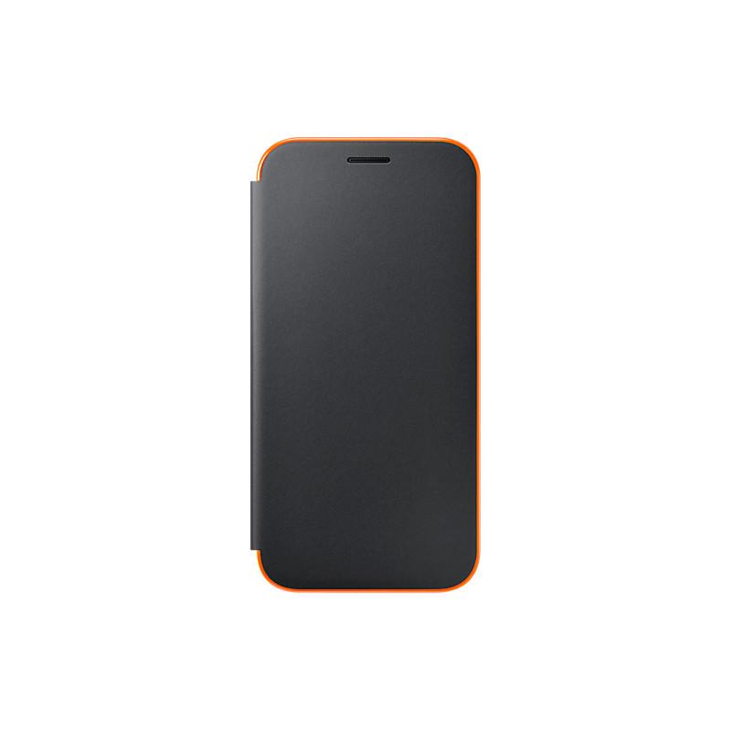 original-samsung-flip-cover-neon-galaxy-a5-2017-sm-a520-black-retail