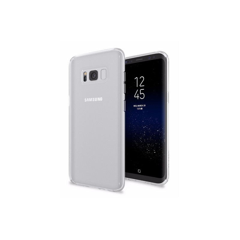 Original SKECH Case Galaxy S8 Plus Crystal Clear Retail