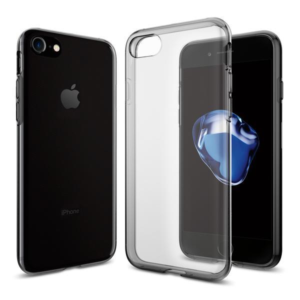 Original Spigen Case iPhone 7 Liquid Crystal Space Clear Retail