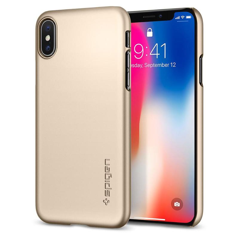 original-spigen-case-apple-iphone-x-thin-fit-champagne-gold-retail