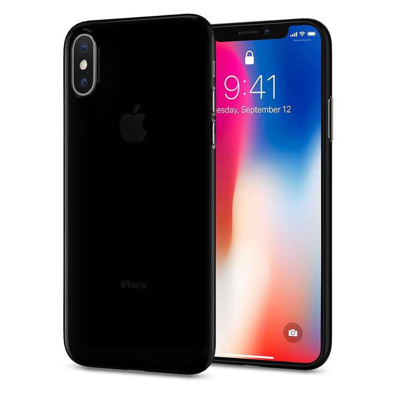 Original Spigen Case Apple iPhone X Air Skin Undecided Retail