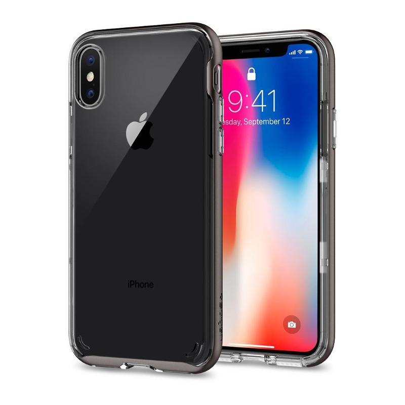 original-spigen-case-apple-iphone-x-neo-hybrid-crystal-gunmetal-retail
