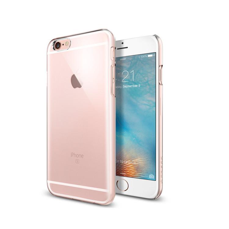 original-spigen-case-iphone-6s-plus-thin-fit-crystal-clear-retail