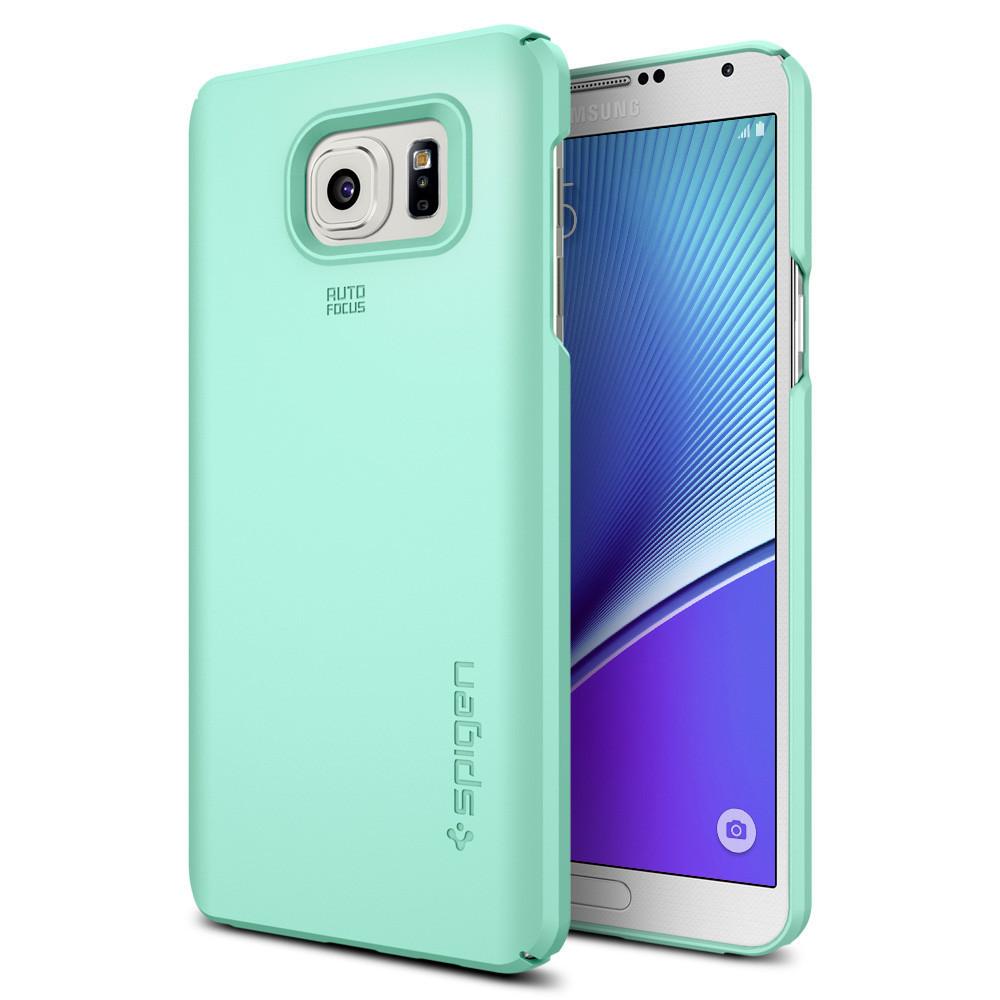 original-spigen-case-galaxy-note-5-thin-fit-mint-retail