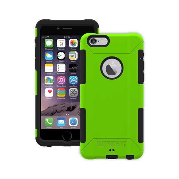 """Original Trident  Aegis for  iPhone 6 4.7"""" Green Retail"""