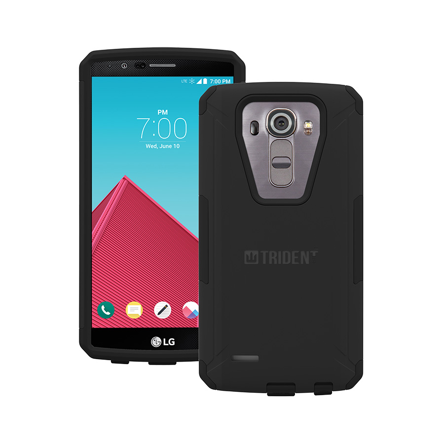 Original Trident Case Aegis LG G4 Black Retail