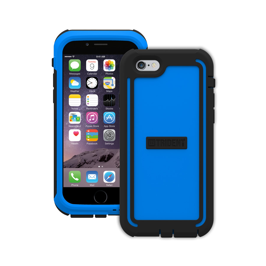 "Original Trident Cyclops for  Iphone 6 Plus 5.5""  Blue Retail"