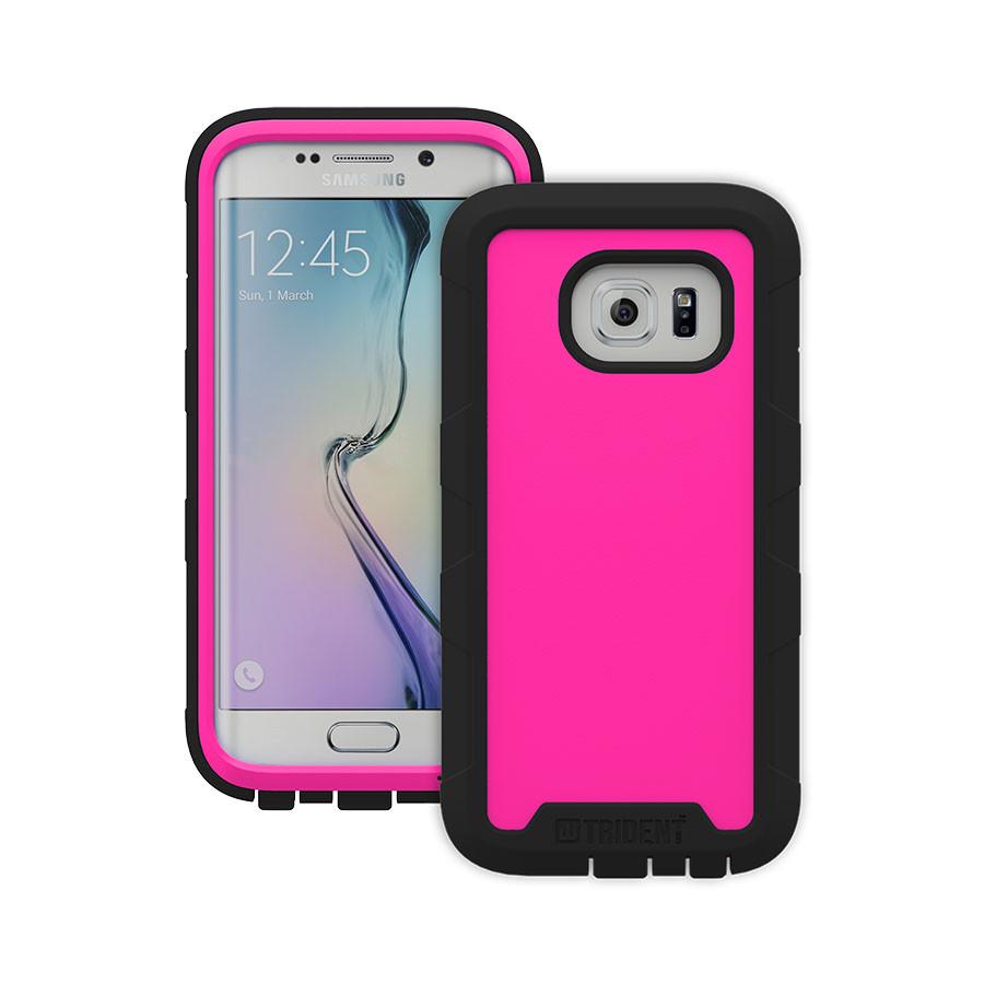 Original Trident Case Cyclops  Samsung Galaxy S6 Pink Retail