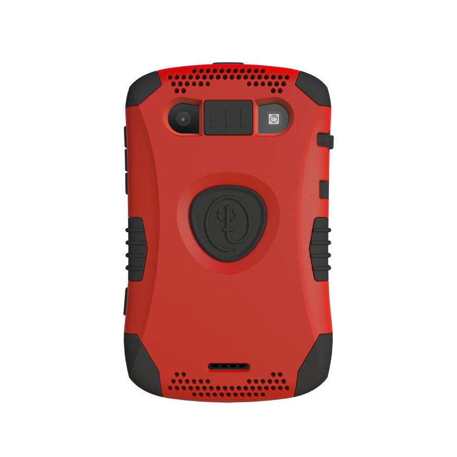 Original Trident Case Kraken II Blackberry 9900 Red Retail
