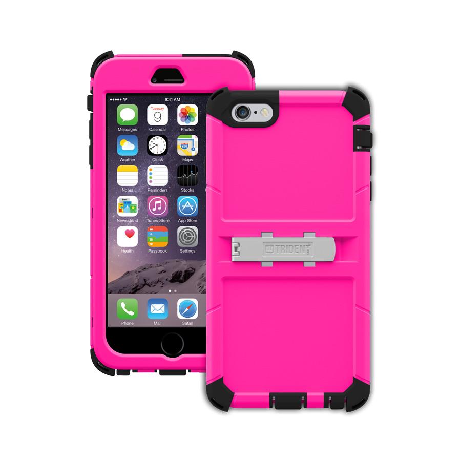 """Original Trident  Kraken AMS  iPhone 6 Plus 5.5"""" Pink Retail"""