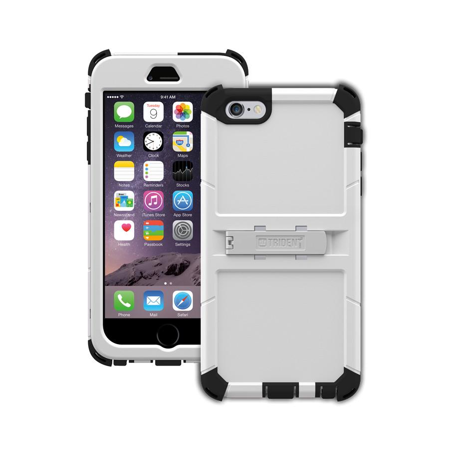 "Original Trident  Kraken AMS  iPhone 6 Plus 5.5"" White Retail"