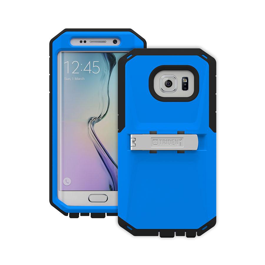Original Trident Case Kraken AMS  Samsung Galaxy S6 Edge Blue Retail