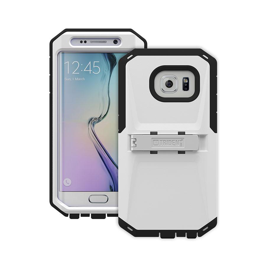 Original Trident Case Kraken AMS  Samsung Galaxy S6 Edge White Retail