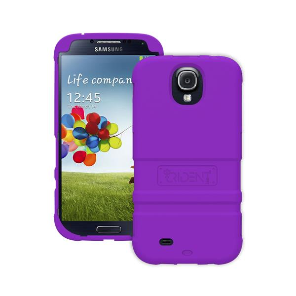Original Trident Case Perseus Samsung Galaxy S4 / I9500 Purple Retail