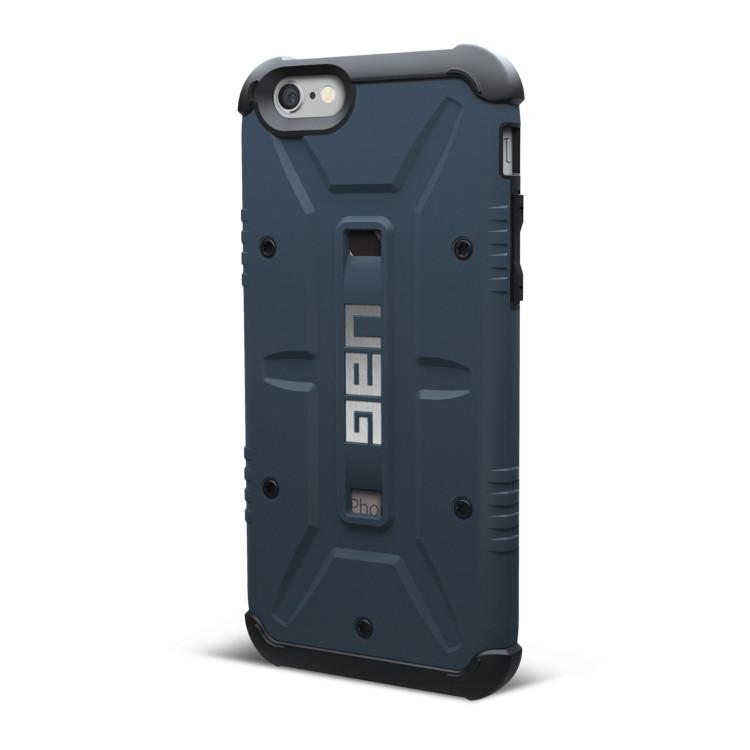 "Original UAG Case Aero  iPhone 6 4.7"" Slate Blue Retail"