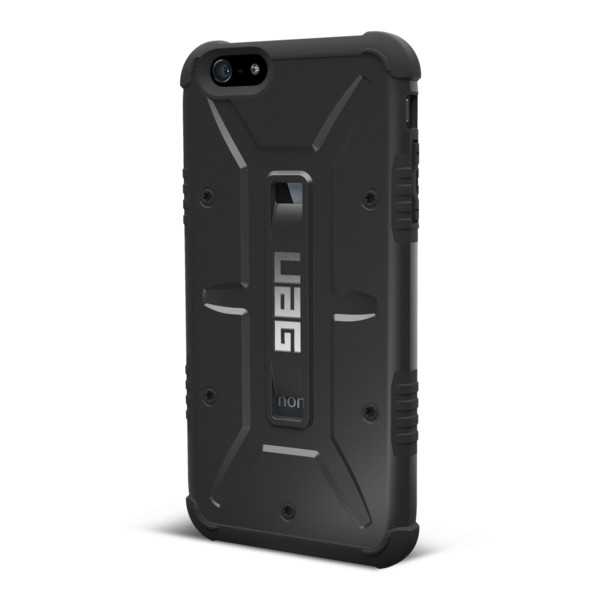 "Original UAG Case Scout  iPhone 6 Plus 5.5"" Black Retail ( UAG-IPH6PLS-BLK-VP)"