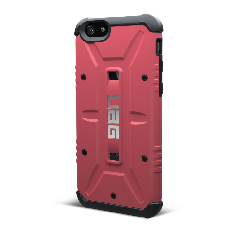 "Original UAG Case Valkyrie  iPhone 6 4.7"" Plasma Hot Pink Retail"