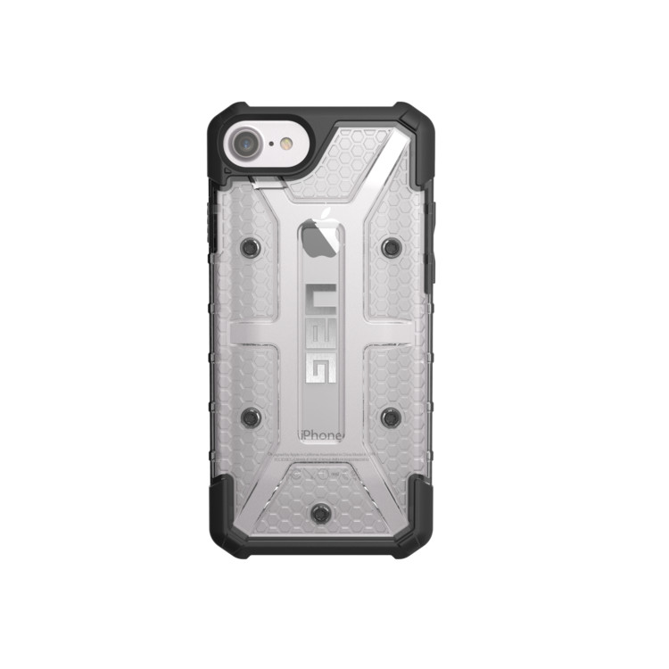 Original UAG Case Plasma iPhone 7/6S Ice Transparent Retail