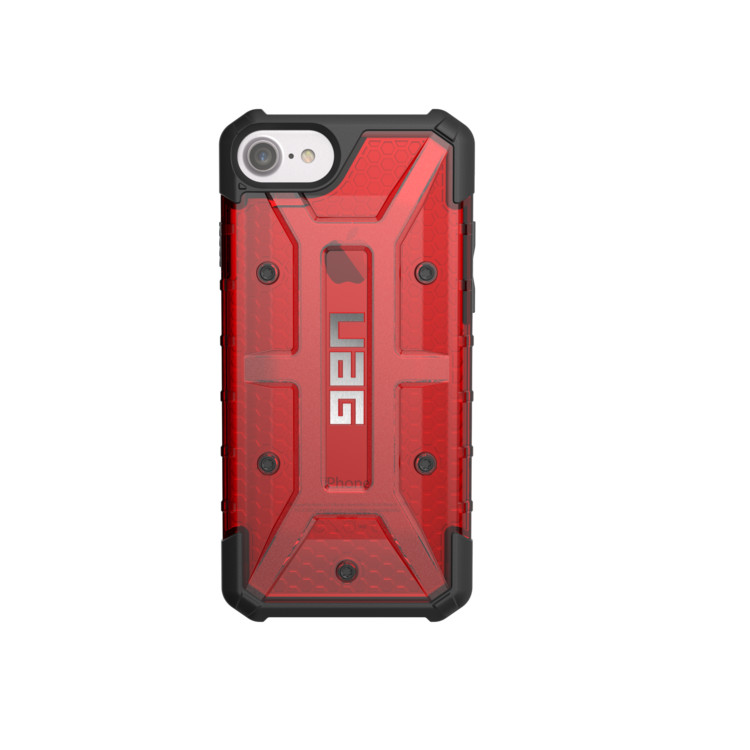 Original UAG Case Plasma iPhone 7/6S Magma Red Retail