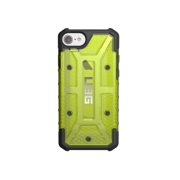 Original UAG Case Plasma iPhone 7/6S Plus Citron Yellow Retail