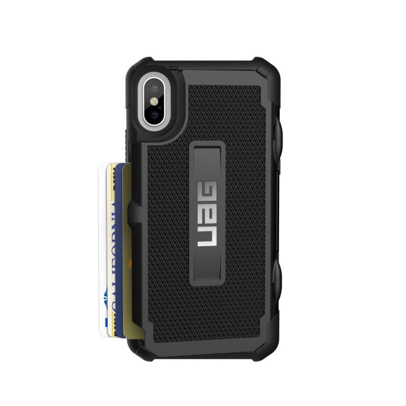 Original UAG Case Trooper iPhone X Black Retail
