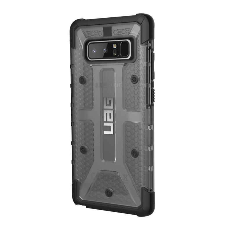 Original UAG Case Plasma Samsung Galaxy Note 8 Ash (Grey Transparent) Retail