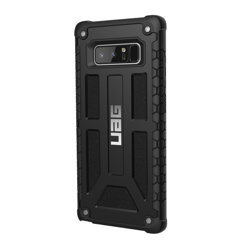 Original UAG Case Monarch Samsung Galaxy Note 8 Black (Matte) Retail