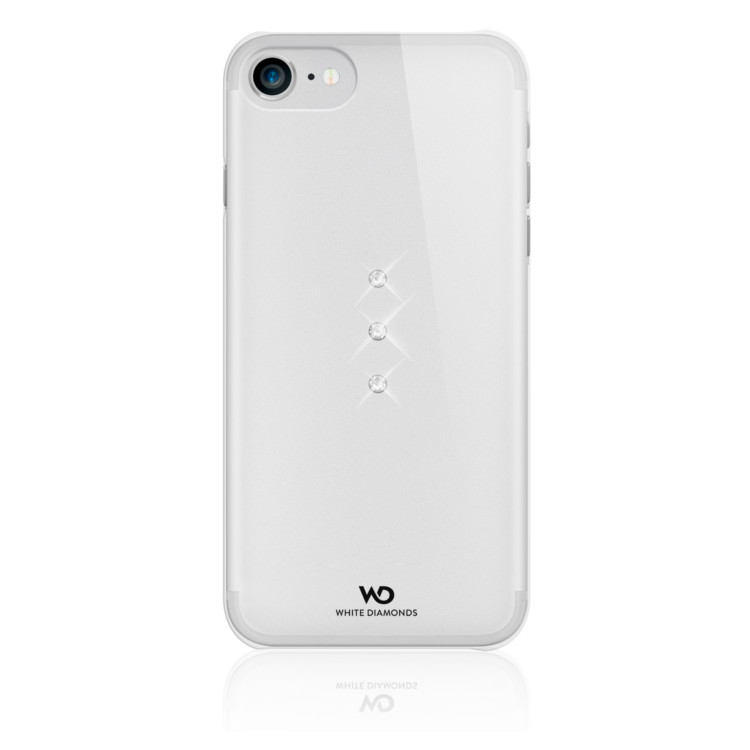Original White Diamonds iPhone 7 Crystal Clear Case with Swarovski Elements Trinity