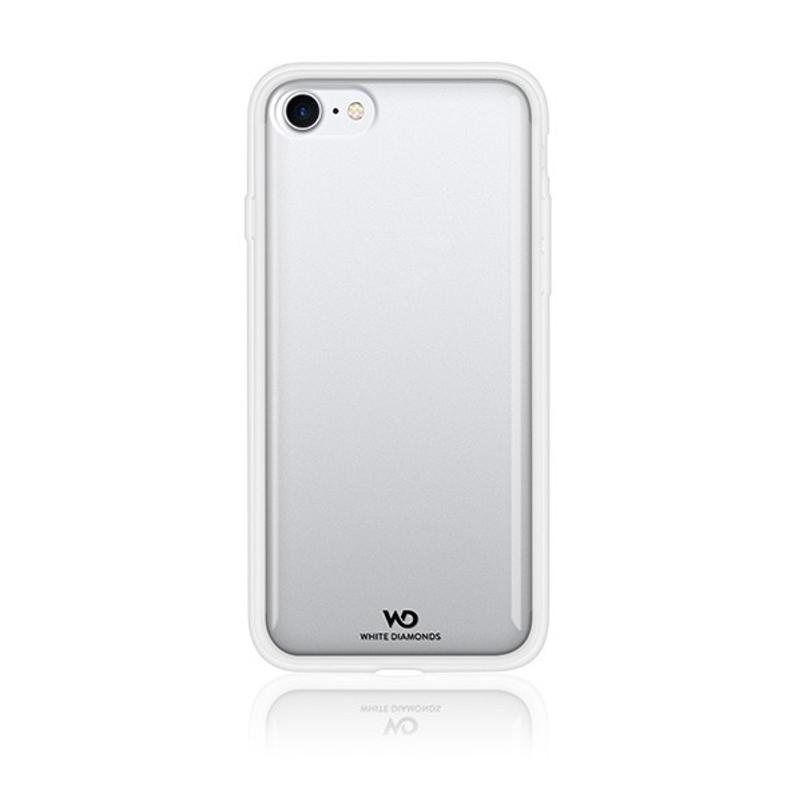Original White Diamonds Pin-It Case iPhone 7 Clear..