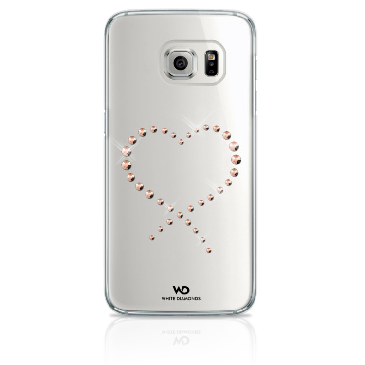 Original White Diamonds Galaxy S7 Eternity Crystal Rose Gold