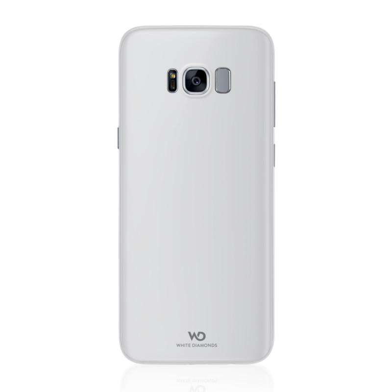 Original White Diamonds Samsung Galaxy S8 Plus Ultra Thin Iced Case Transparent